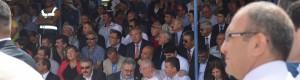 CHP Çankaya Belediye Başkan Aday Adayı Ercan ÇUHADAR Nevşehir'de düzenlenen 50′nci Ulusal, 24′üncü Uluslararası Hacı Bektaş-ı Veli Anma Kültür ve Sanat etkinliklerine Katıldı.