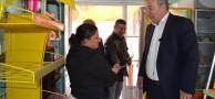 CHP Çankaya Belediye Başkan Aday Adayı Ercan Çuhadar Karataş Köyünü Ziyaret Etti