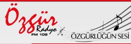 """Ercan Çuhadar Özgür Radyo'da """"Yerel Seçime Doğru"""" Programına Katıldı"""