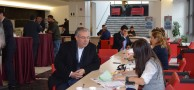 Ercan Çuhadar CHP Ankara 1.Bölge Milletvekilliği Aday Adaylığı için başvurusunu yaptı.