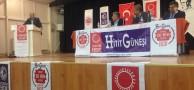 Ercan Çuhadar Çorum Hitit Dernekleri Federasyonu Toplantısına Katıldı