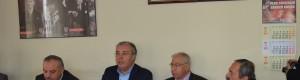 CHP Ankara 1.Bölge Milletvekili A.Adayı Ercan ÇUHADAR Sincan İlçe Teşkilatında düzenlenen toplantıya katıldı.